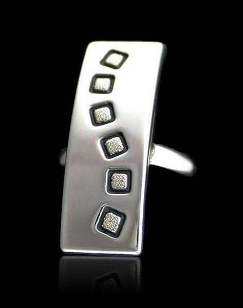 pierścionek rozmiar: 15 ,srebro 925 zdjęcie 3