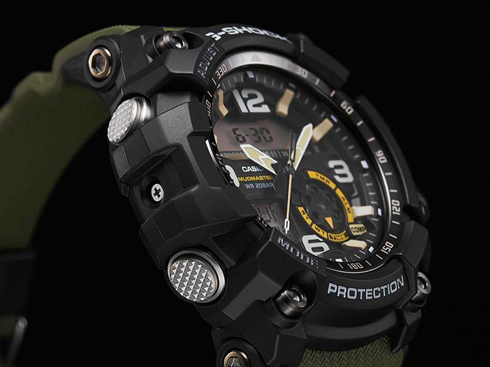 Zegarek męski Casio G-SHOCK - GG-1000-1A3ER MUDMASTER Kurier 0zł zdjęcie 7