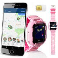 Wodoszczelny Smartwatch Dla Dzieci CALMEAN SPORT Kolor: Różowy