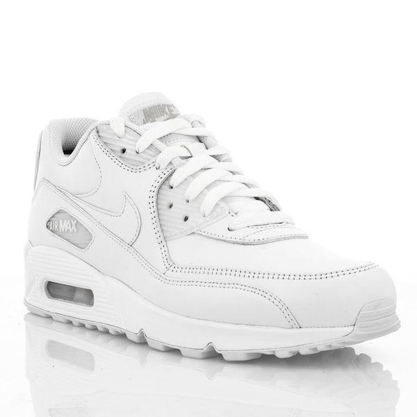 low priced 1f0d8 550c2 Nike Air Max 90 Leather (302519-113)44.5 zdjęcie 5
