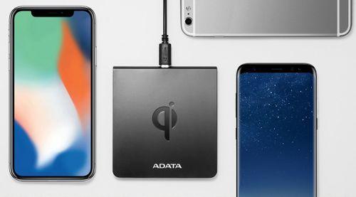 ADATA ŁADOWARKA BEZPRZEWODOWA IPHONE X 8 PLUS na Arena.pl