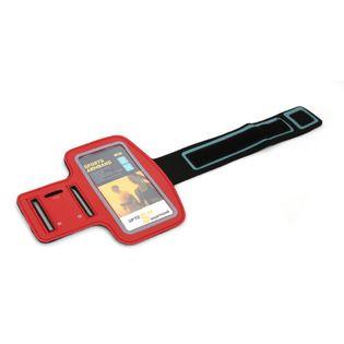 Opaska na smartfona na ramię CZERWONA