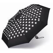 Automatyczna mocna parasolka damska Pierre Cardin, w grochy zdjęcie 2