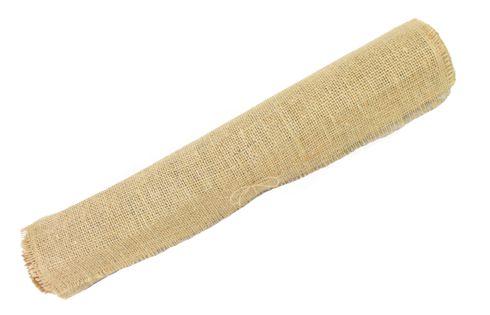 Tkanina jutowa JUTA bieżnik 200g 50cm sz. ROLKA 5 METRÓW