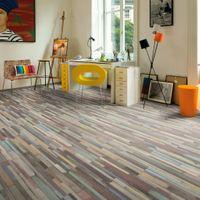 Egger Laminowane Panele Podłogowe, 124 M², 7 Mm, Coloured Dimas Wood