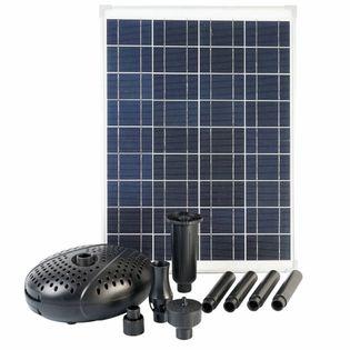 Ubbink Solarmax 2500, Zestaw Z Panelem Słonecznym I Pompą