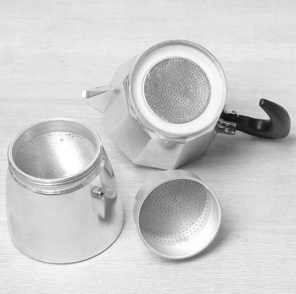 Kawiarka Kafeterka Espresso CLASSIC 150ml (2-3 CUPS) KAMILLE KM-2503 zdjęcie 3