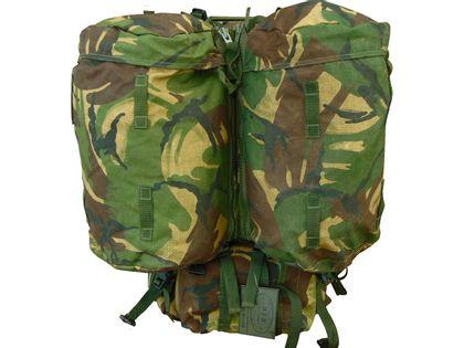 Brytyjski Plecak Modułowy używany kamuflaż DMP