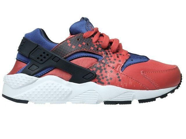 Nike Huarache Run Print GS 704943-604 - 38,5 zdjęcie 1