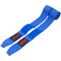 Dragon Sports bandaże bokserskie 4 m niebieskie Rozmiar - 4 m