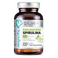 Myvita Silver Spirulina 100% Bio 250 Oczyszcznie