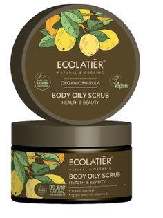 Ecolatier peeling olejowy do ciała zdrowie i piękno