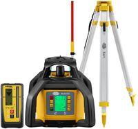 Niwelator Laserowy Nivel System NL610G Digital (+ statyw + łata)