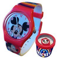 Zegarek dziecięcy Mickey Mouse Licencja Disney (WD21199)