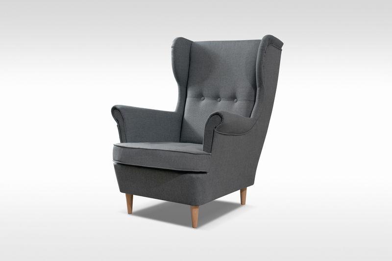 Fotel uszak, skandynawski, Promocja, szybka realizacja Fotel zdjęcie 5