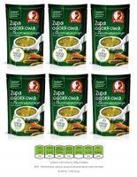 Zupa ogórkowa z mięsem wieprzowym Profi 450 g x 6 609526