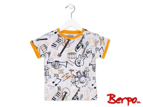 LOSAN T-shirt z nadrukiem rozmiar 2 577006 na Arena.pl