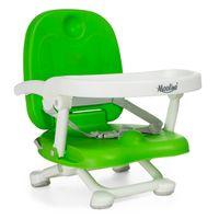 Krzesełko do Karmienia Turystyczne Moolino Super lekkie! ZIELONE