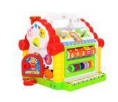 Zabawka edukacyjna wielofunkcyjna domek