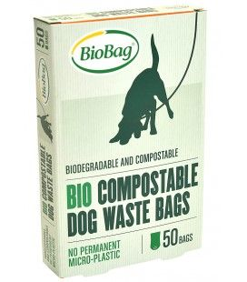 Biobag Worki Na Psie Odchody Bidegradowalne 50 Szt