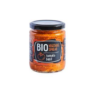 Rudolfs Pasta warzywna pomidor-bazylia - 235 g