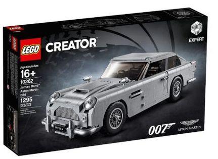 LEGO CREATOR Aston Martin DB5 Jamesa Bonda 10262