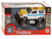 ZB232 AUTO Policja MONSTER TRUCK sterowany