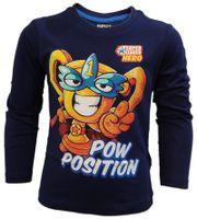 T-Shirt Koszulka Super Zings Licencja (ZING5202011 Navy 8Y)