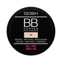 Gosh Bb Powder Puder Prasowany Do Twarzy 04 Beige 6.5G
