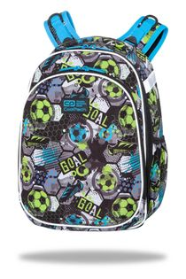 Tornister 25L Coolpack Turtle, FOOTBALL C15230
