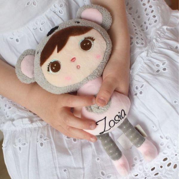 Pakiet! Baletnica 50cm + mini lalka koala 22cm- Lalka Metoo na Arena.pl