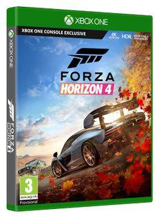XBOX ONE Forza Horizon 4 wersja box