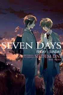 Seven Days #2 Friday - Sunday Tachibana Venio