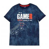 Bluzka T-shirt koszulka chłopięca GAMER