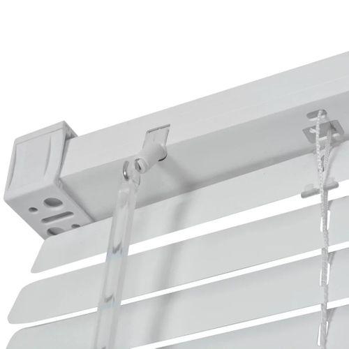 Żaluzja aluminiowa biała 60x130cm VidaXL na Arena.pl