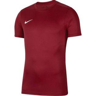 Koszulka dla dzieci Nike Dry Park VII JSY SS bordowa BV6741 677