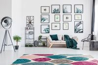 Dywan Carpetforyou Colour Swirl 80x150cm