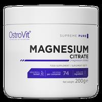 OstroVit Supreme Pure Magnesium Citrate - 200 g