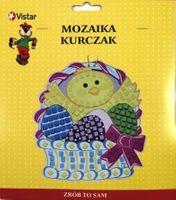 """Vistar Ozdoba wielkanocna """"Mozaika-kurczak"""" 482737"""