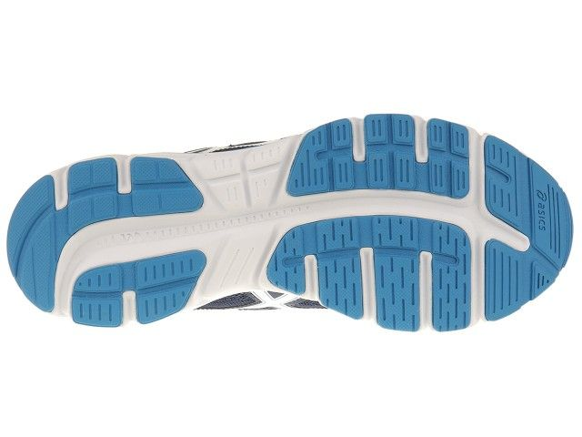ASICS GEL IMPRESSION 9 INDIGO BLUE/WHITE/ELETRIC BLUE T6F1N-4901  - 42 zdjęcie 6