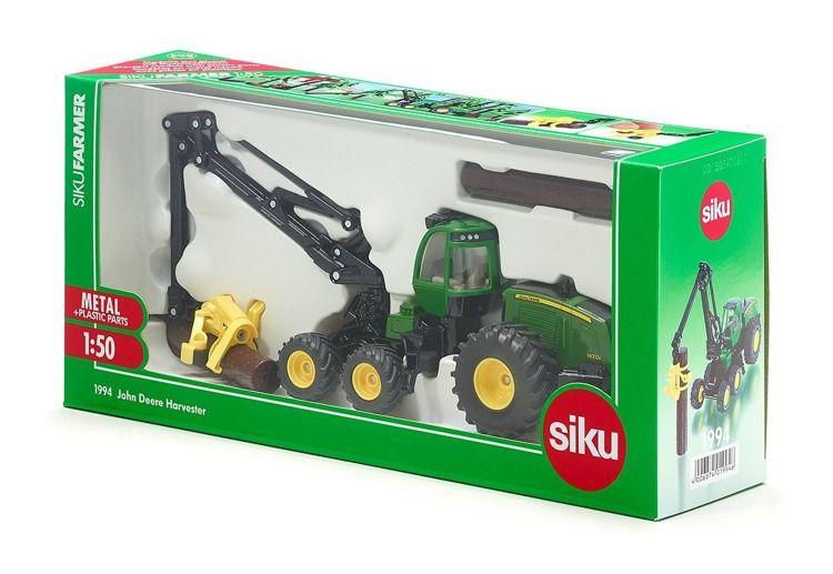 Siku - Kombajn John Deere Harvester 1994 zdjęcie 3