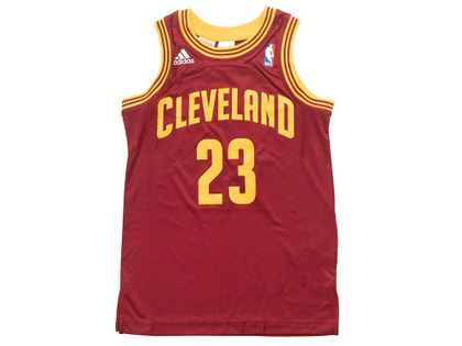 Komplet Koszulka + Szorty Adidas NBA Cleveland 029563JS 152