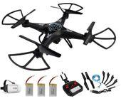 DRON TD06 z Kamerą WiFi+Okulary3D 3Aku x1000mAh 6Axis-Gyro Z282G zdjęcie 5