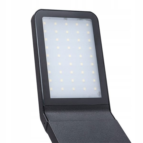 Kinkiet ścienny zewnętrzny lampa oprawa LED KANLUX ogród podjazd taras zdjęcie 2