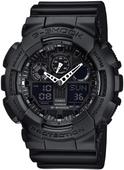 Zegarek Casio G-shock GA-100-1A1ER czarny zdjęcie 2