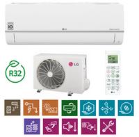 Klimatyzator ścienny LG Standard S18EQ 5,0 kW.