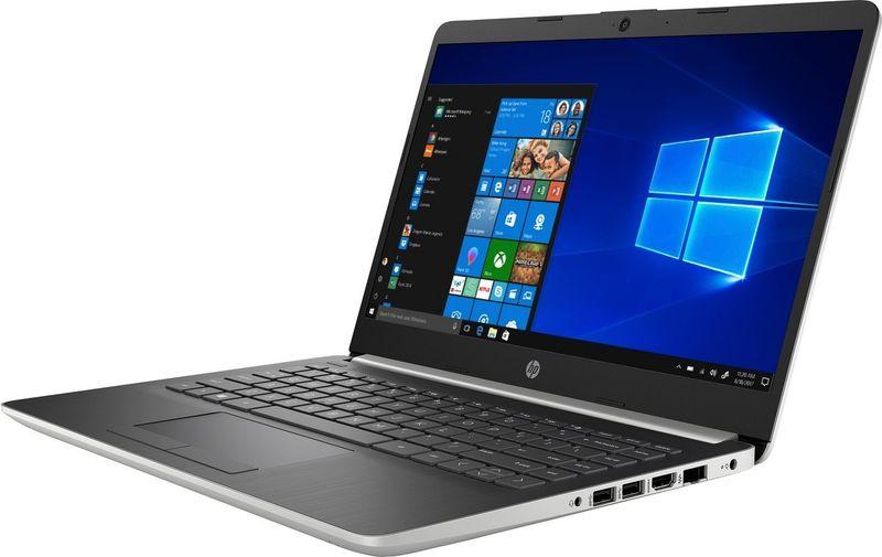Laptop HP 14 Intel Celeron N4000 2.6GHz Dual-core 4GB DDR4 64GB SSD Windows 10 S zdjęcie 4
