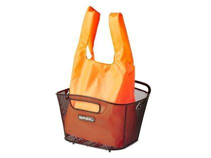 Siatka na zakupy BASIL KEEP SHOPPER pomarańczowa neon