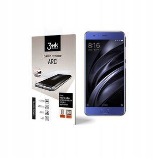 Folia 3Mk Arc Do Xiaomi Mi6 Cały Ekran Full 3D