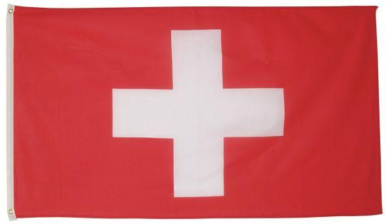 FLAGA SZWAJCARIA  150 x 90 cm